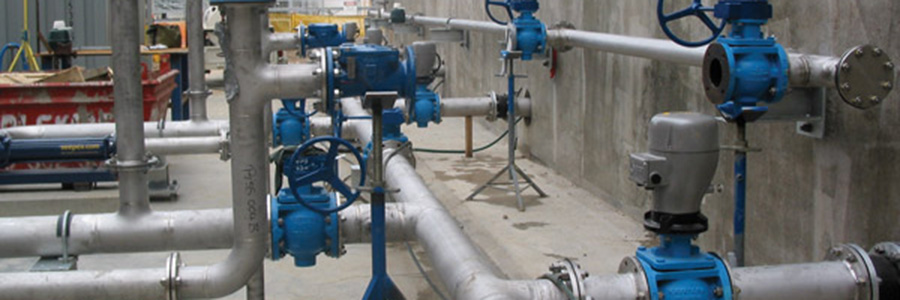 Stainless advance for water treatment plant