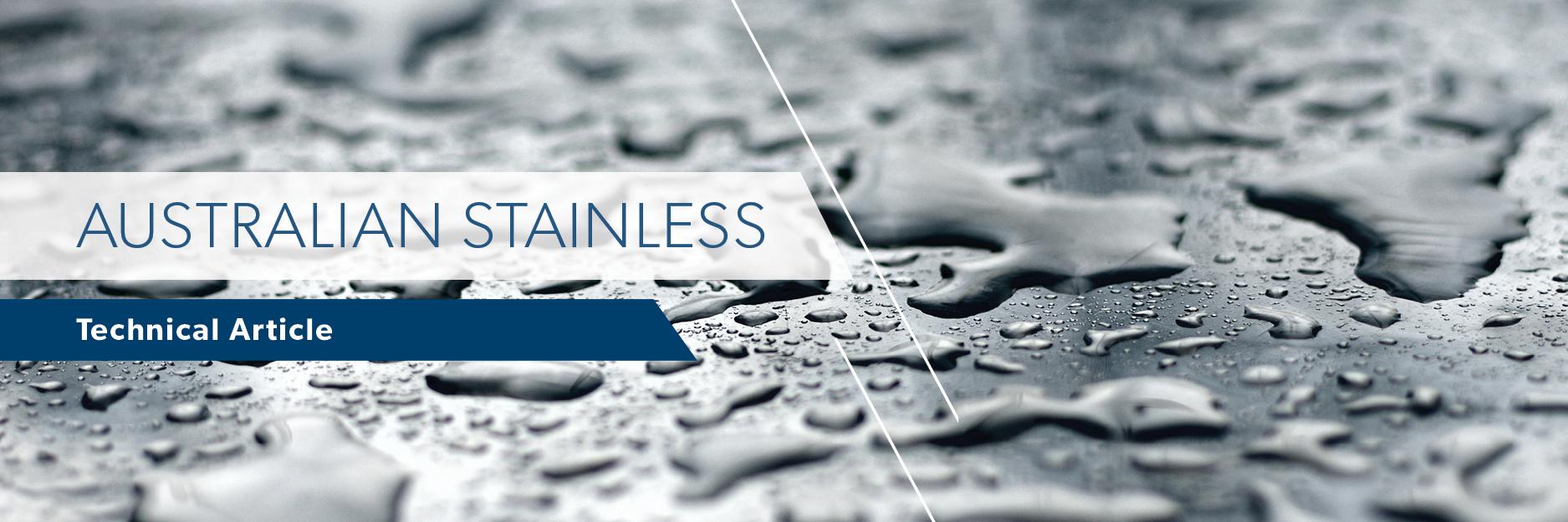 Alternative stainless steel grades - Part 1