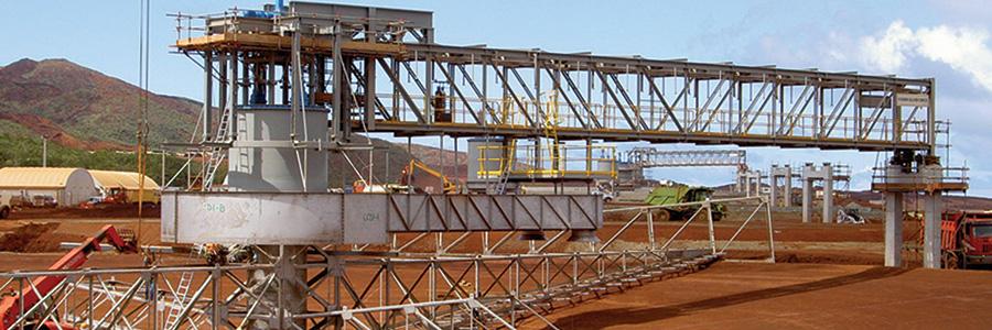 Nickel Mine Uses 400 Tonnes of Stainless Steel