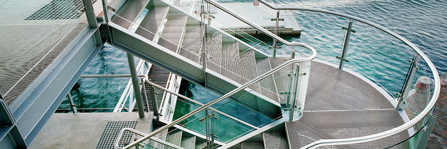 Turning industrial systems into architectural features