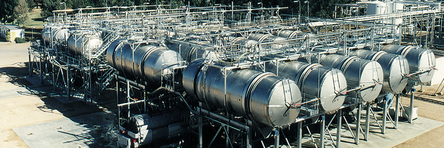 Stainless Supports Booming Wine Industry