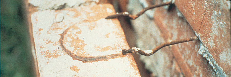 Stainless Strengthens Walls
