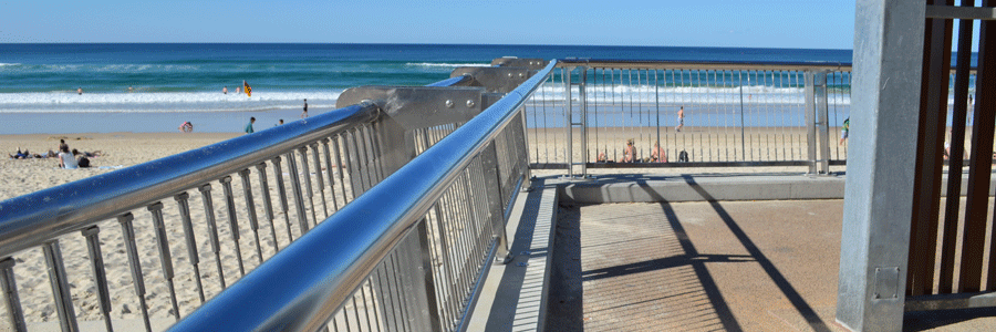 A Stainless Facelift for Surfers Paradise