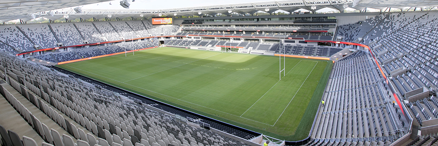 Bankwest Stadium - Stainless feeds the spectator appetite