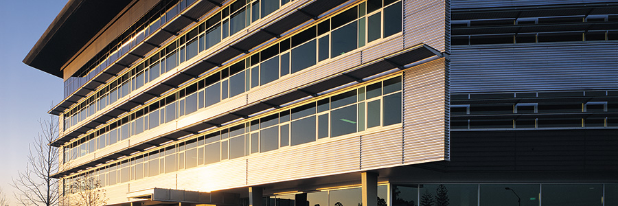 Reflecting Urban Renewal with Stainless Steel Cladding