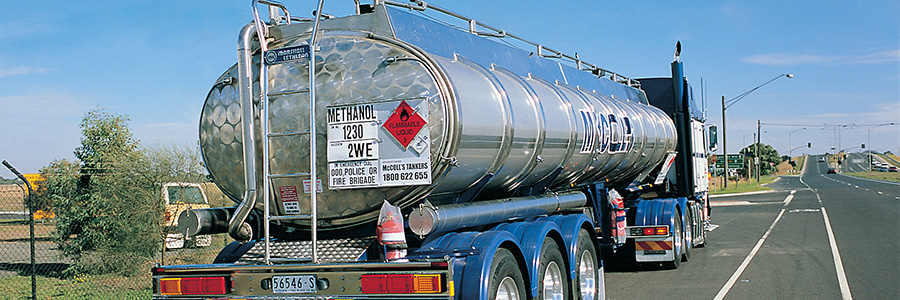 Stainless frameless tankers make big Australian debut