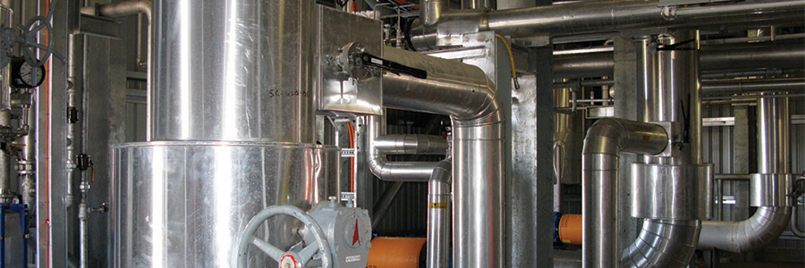 Stainless Refinery First of its Kind