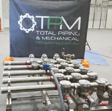 Total Piping & Mechanical