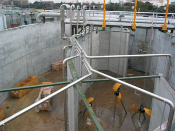 ASSDA Member, Roladuct Spiral Tubing, supplied approximately 60 tonnes of grade 316 and 316L stainless steel tubing and associated fittings for the Wollongong Sewage Treatment Plant.